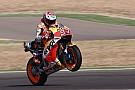 MotoGP Lorenzo: Marquez is on