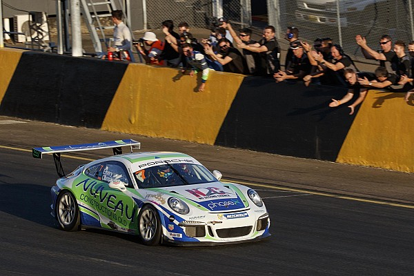 Porsche Race report Carrera Cup Pro-Am: Campbell/Emery complete clean sweep