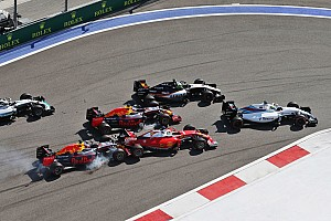 Formula 1 Race report Red Bull: No points after the Turn One