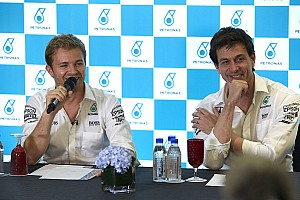 Formula 1 Breaking news Rosberg admits he couldn't tell Wolff about F1 exit in person
