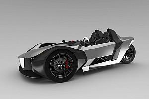 Auto Actualités Voici le Girfalco Azkarra, véhicule électrique à trois roues!