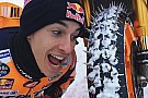MotoGP A legeslegkirályabb: Marquez motorral a hóban! (videó)