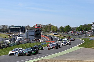 Blancpain Sprint Interview Ratel: Youngsters should chase GT3 deals over F1 dreams