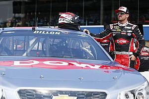 NASCAR Sprint Cup Practice report Austin Dillon leads final practice