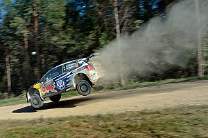 WRC Leg report Australia WRC: Mikkelsen leads into Friday evening