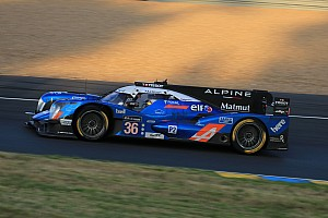 Le Mans Race report Nissan signs off in LM P2 at Le Mans with its fifth class victory