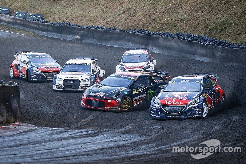 World Rallycross reveals 2017 draft calendar