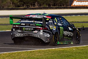 V8 Supercars Analysis Words with Cam Waters: Explosive end to tough weekend