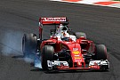 "Formula 1 ""Sleeping"" Button cost me top-three starting spot, claims Vettel"