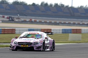 DTM Race report Lausitz DTM: Auer controls Race 2 for maiden victory