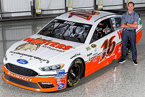 NASCAR Sprint Cup Special feature Gallery: All NASCAR throwback paint schemes for the Southern 500