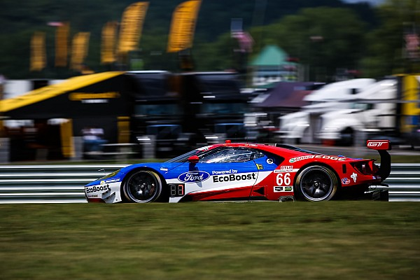 "IMSA Breaking news Ford GT ""won on racecraft,"" not performance breaks, says Ganassi chief"