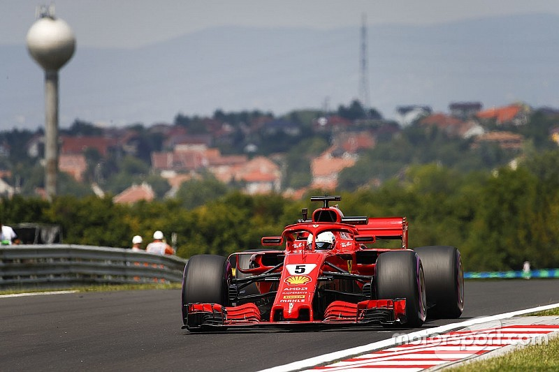 GP de Hongrie : Hamilton devance Vettel, Gasly sixième
