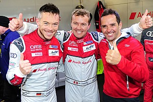WEC Qualifying report Silverstone WEC: Audi stuns Porsche to lock out front row