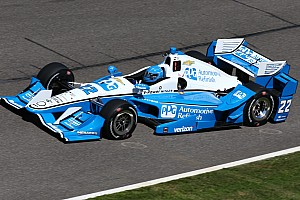 IndyCar Qualifying report 'What drivers are saying' from Alabama Qualifying