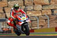MotoGP Photos - Andrea Iannone, Ducati Team