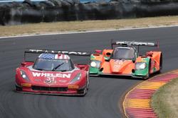 #31 Action Express Racing Corvette DP: Eric Curran, Dane Cameron, Filipe Albuquerque