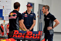 Formula 1 Photos - Max Verstappen, Red Bull Racing visits the factory