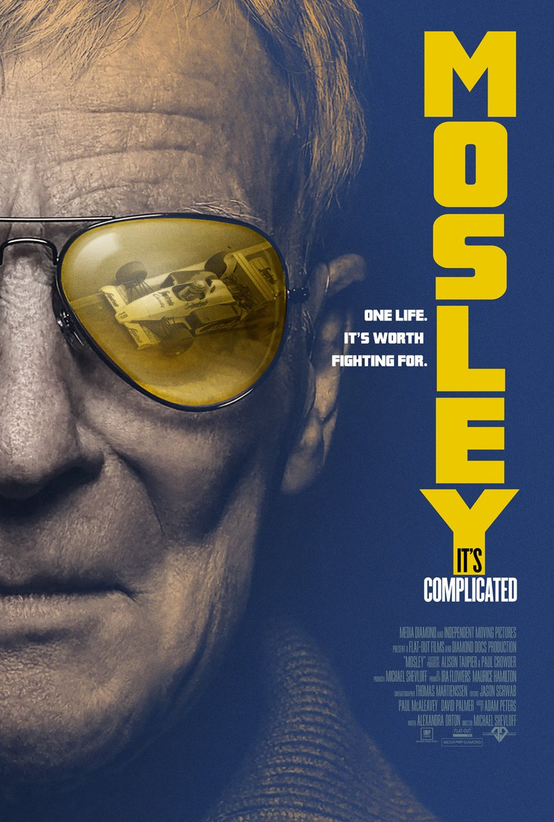 Movie Mosley: It's Complicated poster