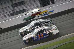 David Gilliland, Front Row Motorsports Ford, Bobby Labonte, Go Green Racing Ford