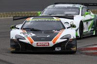 Blancpain Sprint Photos - #59 Garage 59 McLaren 650S GT3: Martin Plowman, Côme Ledogar