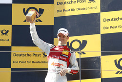 Podium: 3rd place Jamie Green, Audi Sport Team Rosberg, Audi RS 5 DTM