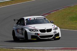 Stefan Ehlen, Test BMW M235i Cup Racing