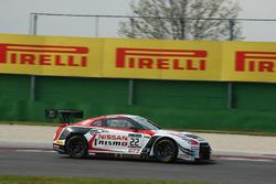 Alex Buncombe, Mitsunori Takaboshi, Nissan GT-R Nismo GT3, Nissan GT Academy Team RJN