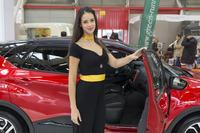 Prodotto Foto - Una delle ragazze del Motor Show