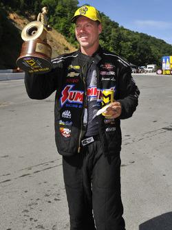 Pro Stock winner Jason Line