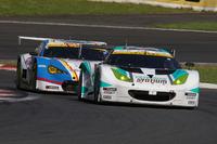 Super GT Photos - #2 Cars Tokai Dream28 Lotus Evora: Kazuho Takahashi, Hiroki Katoh