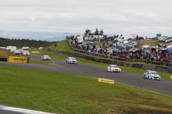 Jason Plato, Subaru Team BMR leads