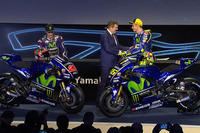 Валентино Россі, Yamaha Factory Racing, Маверік Віньялес, Yamaha Factory Racing
