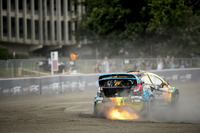 Global Rallycross Photos - Austin Dyne, Ford