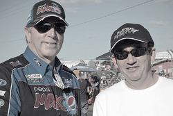 Rusty French and Tony Lentino