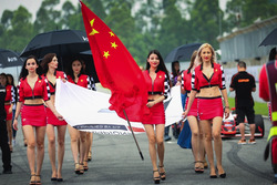 Chinese F4 Grid Girl