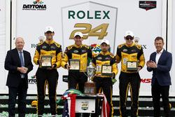 Winner PC: #85 JDC/Miller Motorsports ORECA FLM09: Chris Miller, Mikhail Goikhberg, Stephen Simpson, Kenton Koch