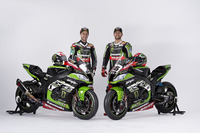 World Superbike Photos - Jonathan Rea, Tom Sykes with the Kawasaki Ninja ZX-10R
