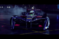 Formula E Foto - DS Virgin Racing DSV-02, filmato nuova livrea
