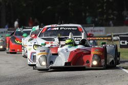 #8 Starworks Motorsports ORECA FLM09: Renger van der Zande, Alex Popow