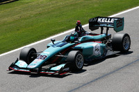 Indy Lights Фотографії - Делтон Келлетт, Andretti Autosport