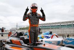Winner Matheus Leist, Double R Racing