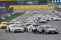 DTM Фото - Старт гонки
