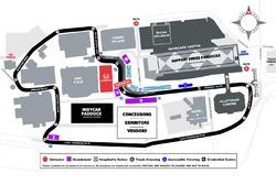 2016 Honda Indy Toronto track layout