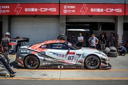 China GT-Goldenport-test-87 SprirtZ-Nissan-GTR-Nismo GT3