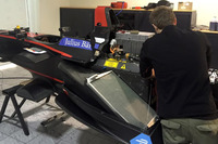 Formula E Photos - 2016-2017 Venturi car in the assembly factory