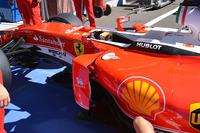 Formula 1 Foto - Ferrari SF16-H: fiancata