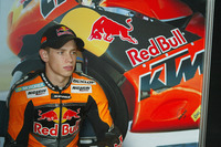 125 GP Photos - Casey Stoner