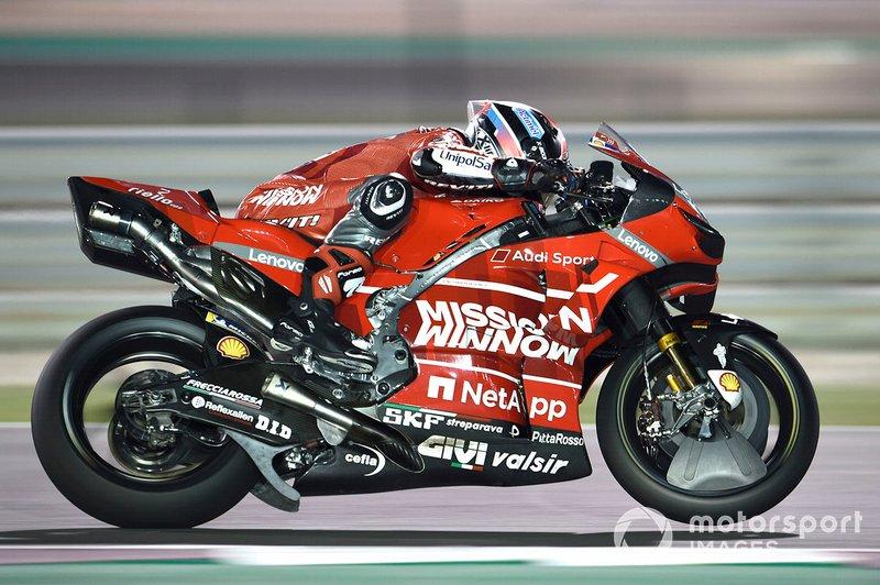 MotoGP: la plainte contre Ducati rejetée, la victoire de Doha confirmée