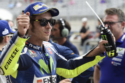 Third place qualifying for Valentino Rossi, Yamaha Factory Racing